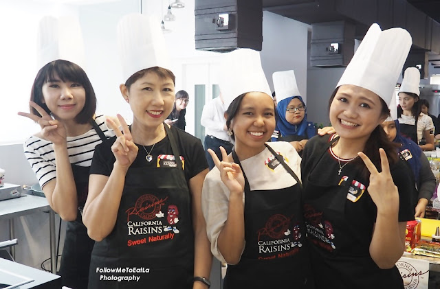 All-Ready With Aprons & Chefs Hats  Eager To Join The Cooking Challenge