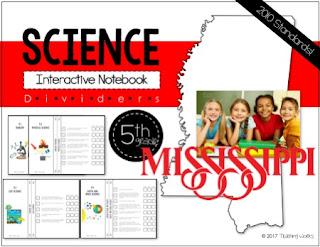 https://www.teacherspayteachers.com/Product/Mississippi-Science-5th-Grade-Interactive-Notebook-Dividers-2010-Frameworks-3343849