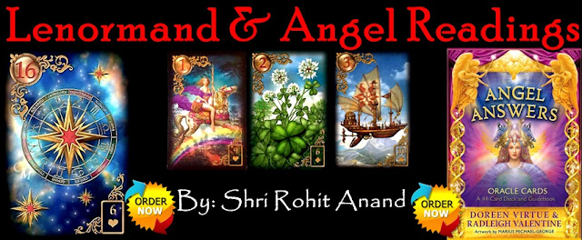 Lenormand, Lenormand oracles, Lenormand readings, Predictions with lenormand