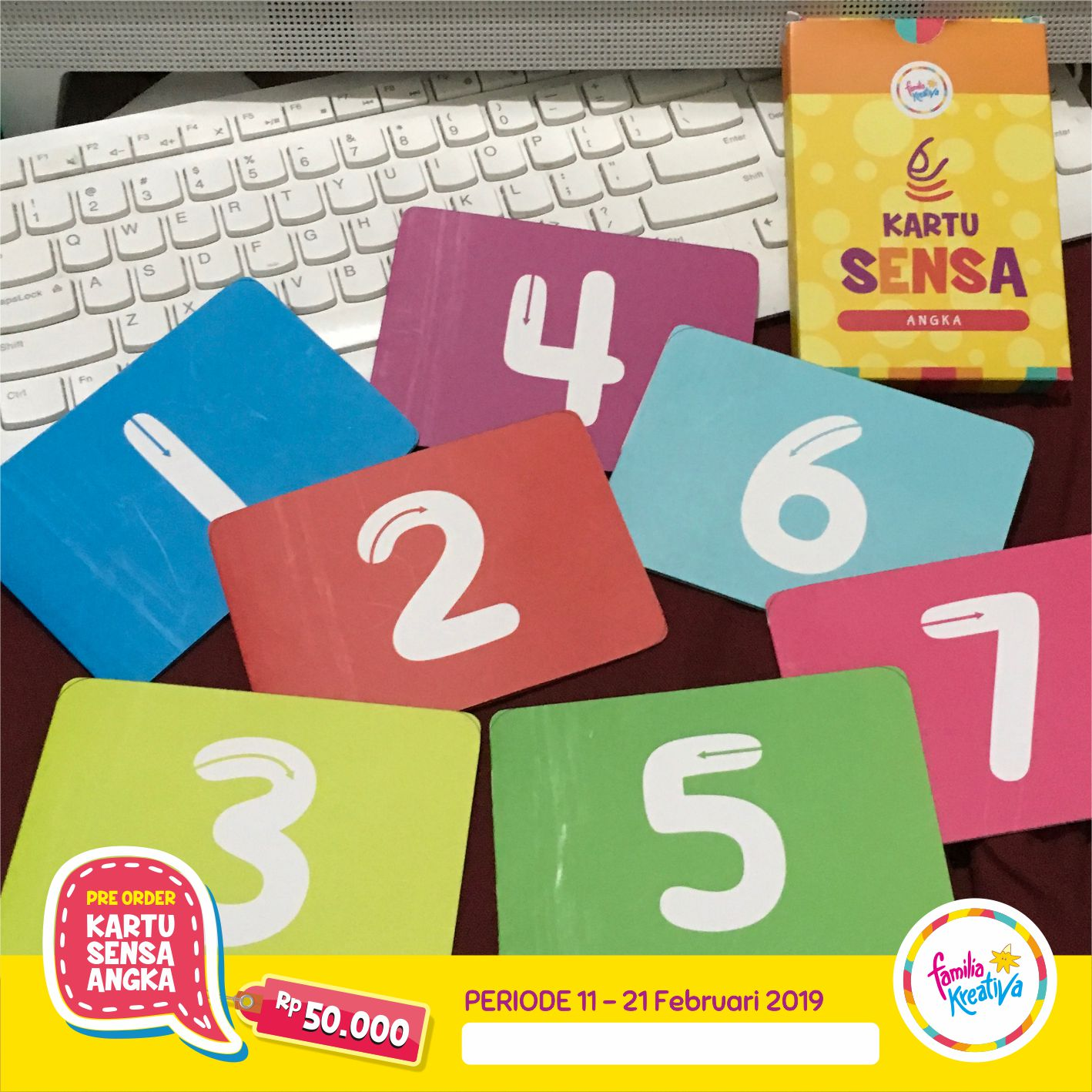 Kartu ini dibuat untuk memperkaya khasanah proses belajar anak anak sedunia D