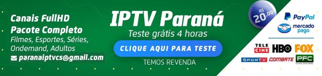 Conheça o novo Paraná IPTV