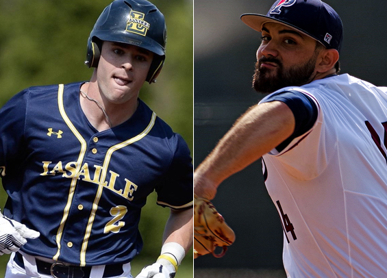Jack Cucinotta and Christian Scafidi earn D-I Player of the Week honors