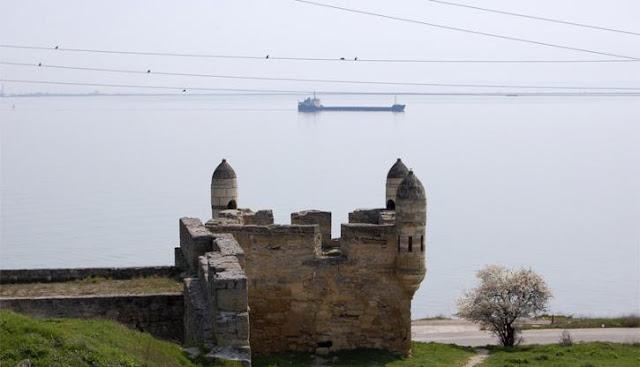 В Керченской крепости историки обнаружили «память» об Иисусе.