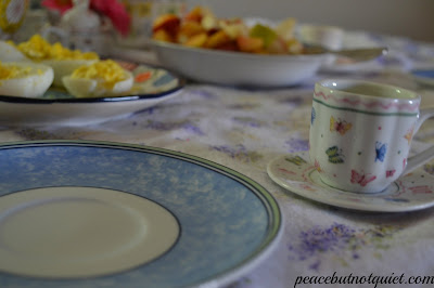 fairy tea party