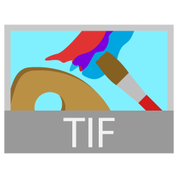 Preview of TIF Files icon