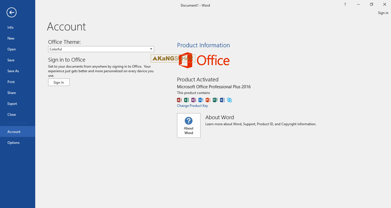 Office 2017 plus activation crack download