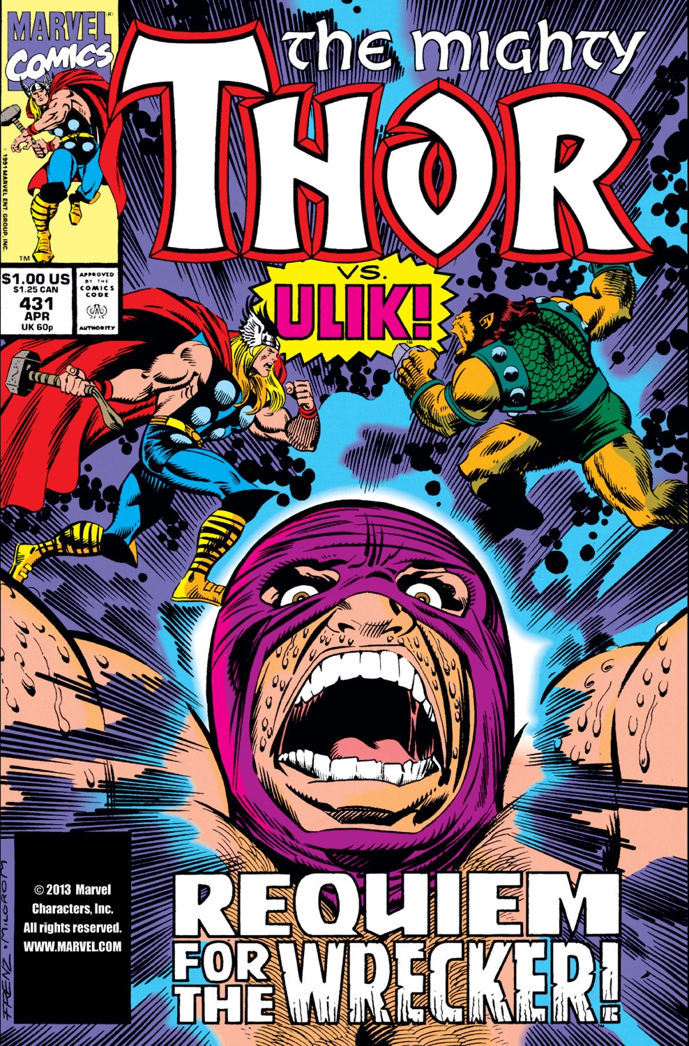 Thor (1966) 431 Page 1