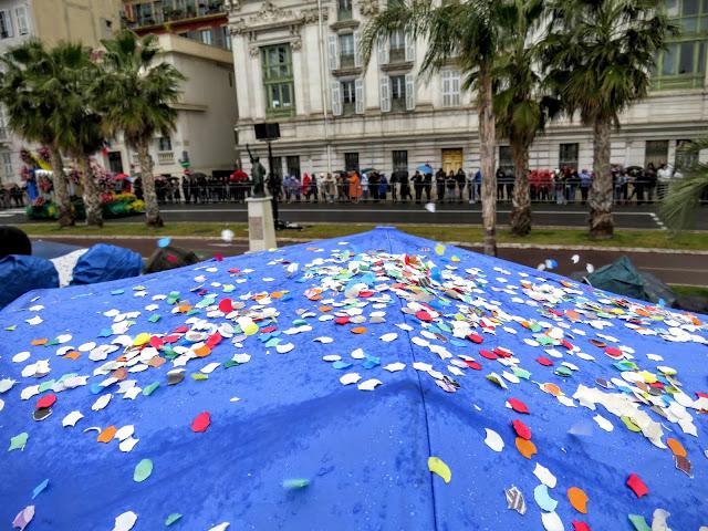 Nice Carnaval - confetti