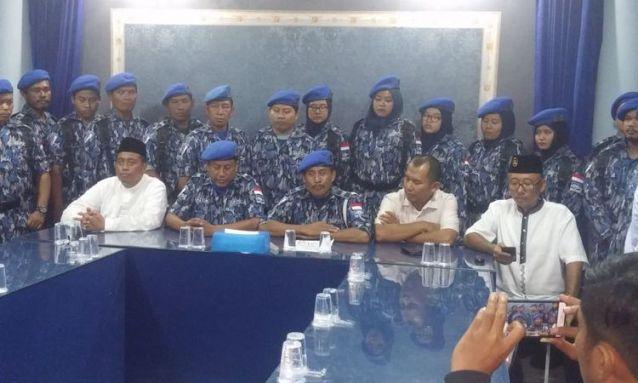 10.000 Satgas PAN Ancam Duduki KPK jika Amien Rais Terbukti Tak Terlibat