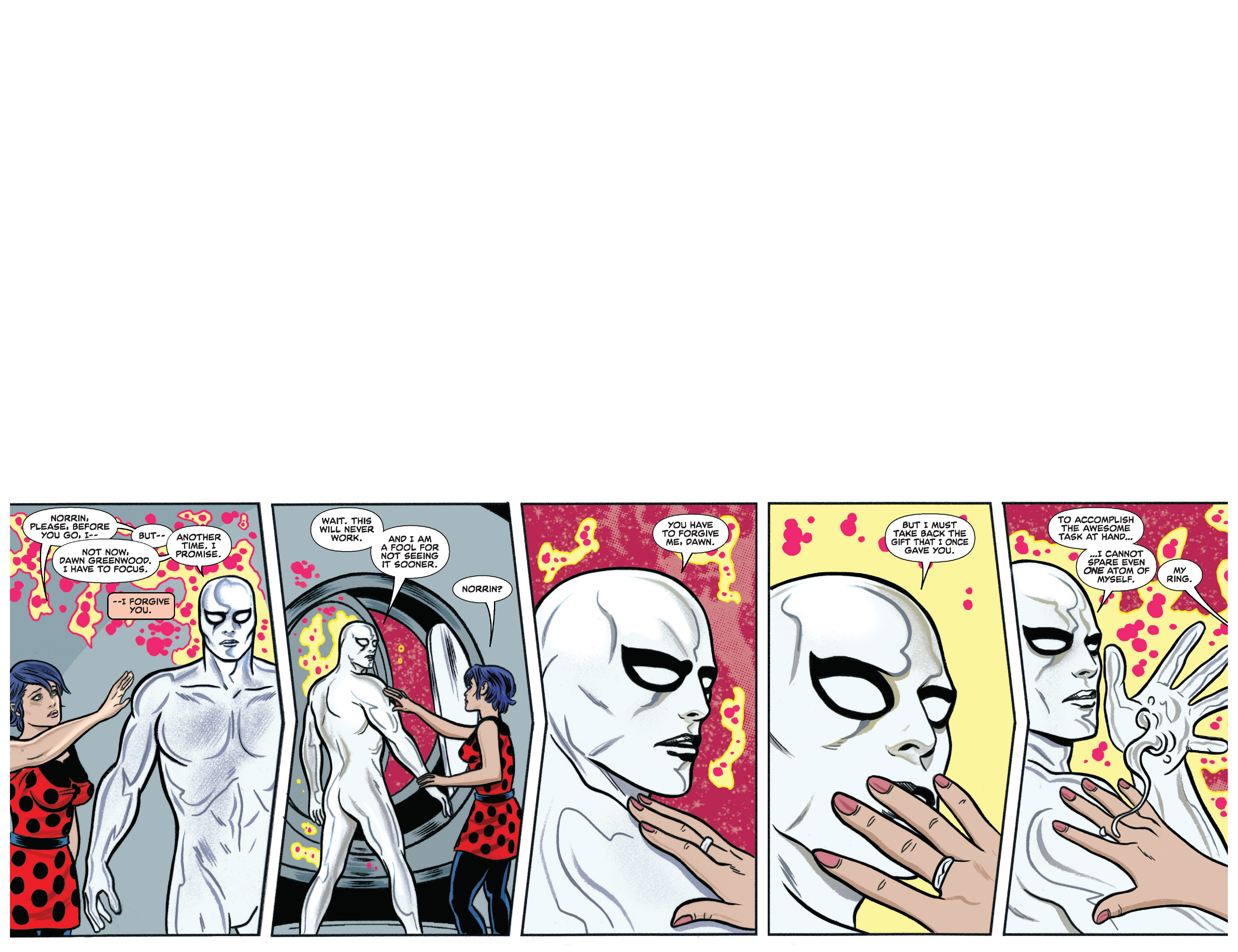 Read online Silver Surfer (2014) comic -  Issue #11 - 35