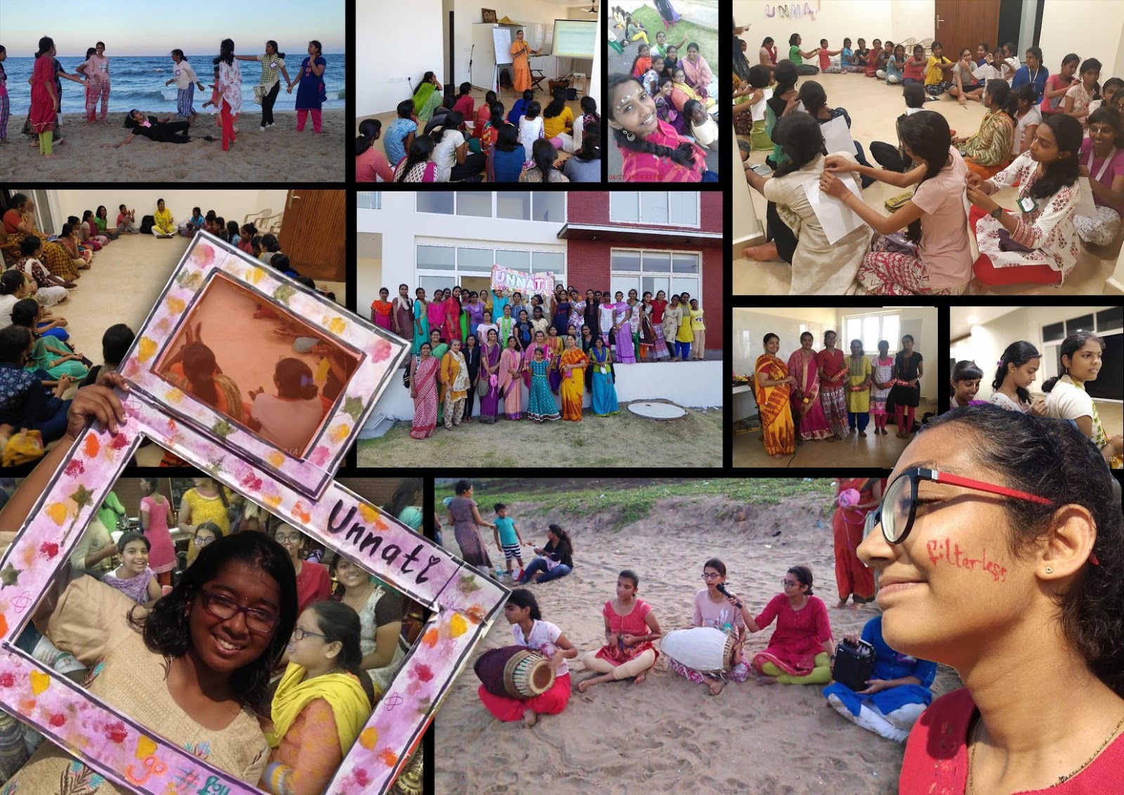 ISKCON Chennai Organised 'Unnati'