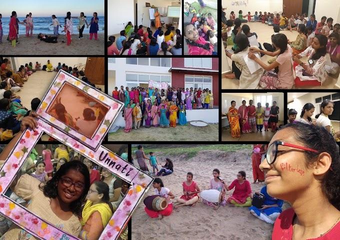 ISKCON Chennai Organised 'Unnati', a Three Day Residential Summer Camp for Teenagers