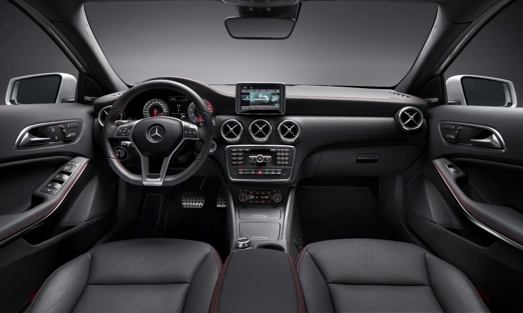 Lanzamiento mercedes benz clase a autoblog uruguay for Mercedes benz serie a