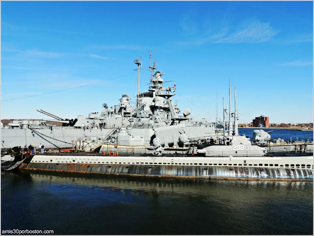 USS LIONFISH SS298