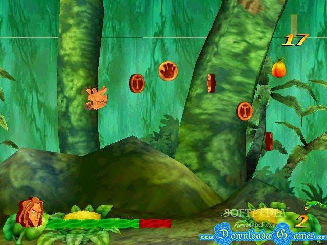 تحميل لعبة رجل الغابة طرزان مجانا