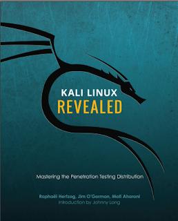 Livro Kali Linux Revealed
