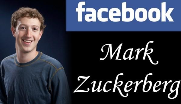 Facebook Founder Name