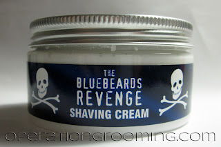 shave cream review
