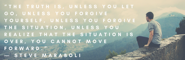 Steve Maraboli, quote, forgiveness