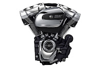 Milwaukee Eight Engine