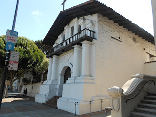 dolores mission in San Francisco