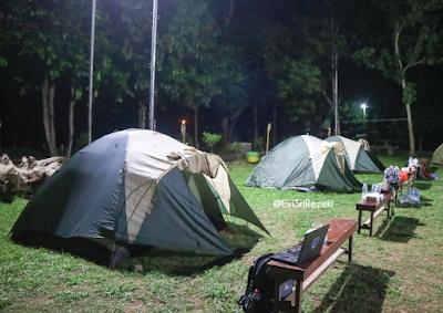 Sueger Camp 2018 di Taman Botani Sukorambi Jember