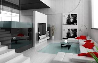 Gambar Ruang Tamu Minimalis Modern Desain Terbaru
