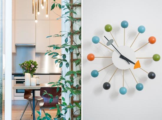 relogio de parede, relógio colorido, relógio cozinha
