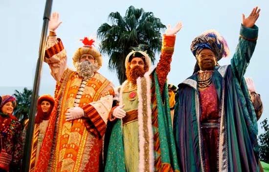 Metafísica Miami: Los Tres Magos de Oriente: 6 de enero. Epifanía