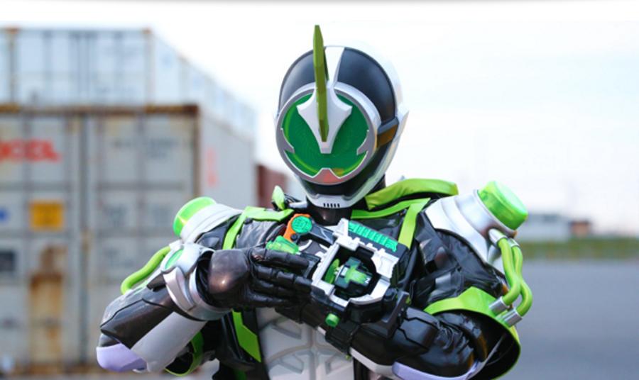 Kamen Rider Necrom: Kamen Rider Ghost Episode 16 Clip