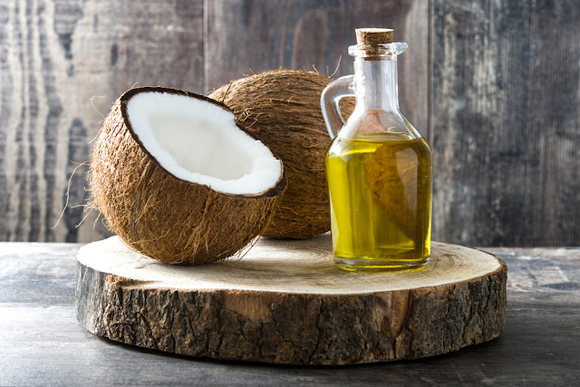 coconut oil can help you to reduce fat