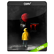 It (Eso) (2017) HC HDRip 720p Audio Ingles 2.0 Subtitulada