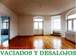 Recogida de muebles y enseres madrid el recogedor centro for Centro reto salamanca recogida muebles