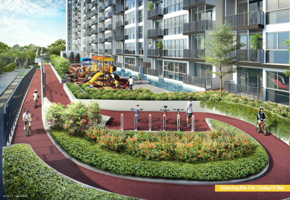 Jurong West EC Sold 120 UNITS on First Day of Booking