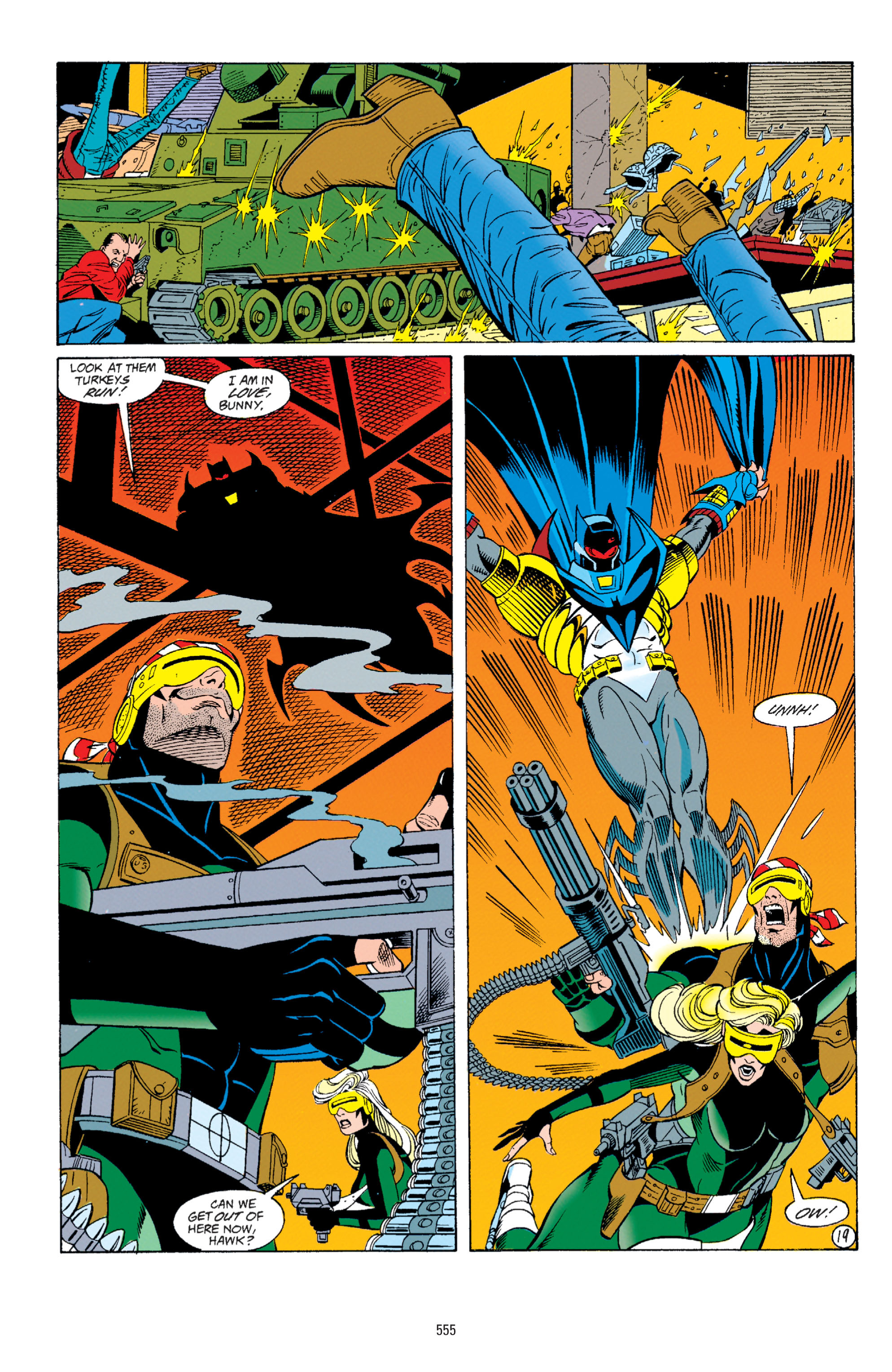 Detective Comics (1937) 674 Page 19