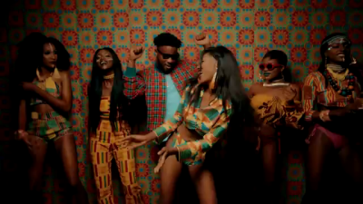 Video Maleek Berry - Sisi Maria