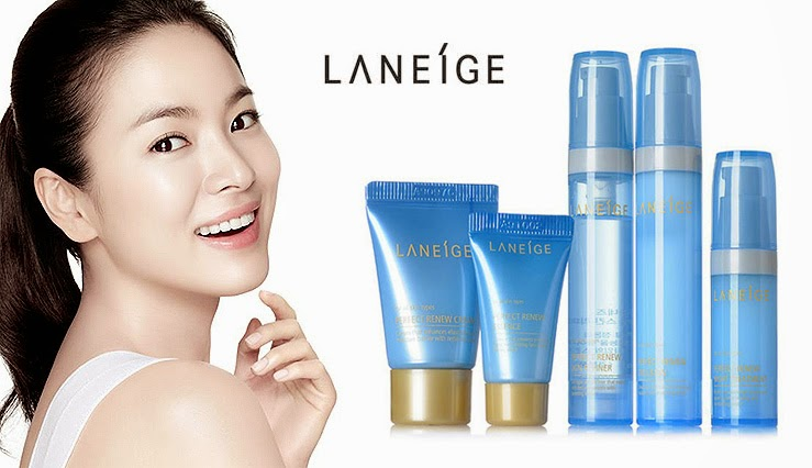 Laneige - Perfect Renew Trial Kit