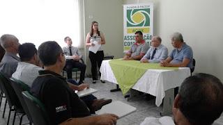 Núcleo Imobiliário se reúne com representantes do Banco Caixa Econômica Federal