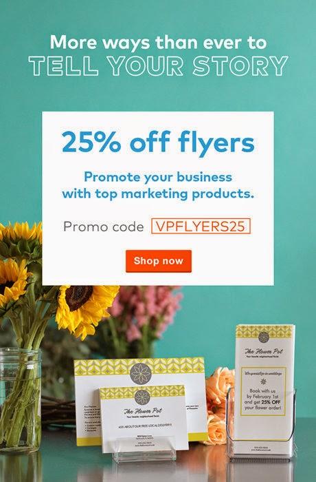 Vistaprint coupons code