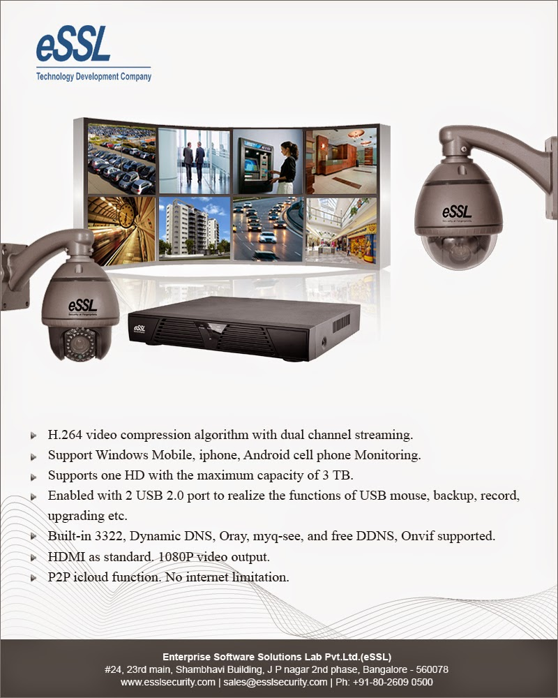16 ch NVR | eSSL Security
