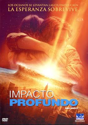 Deep Impact 1998 DVDR NTSC Latino