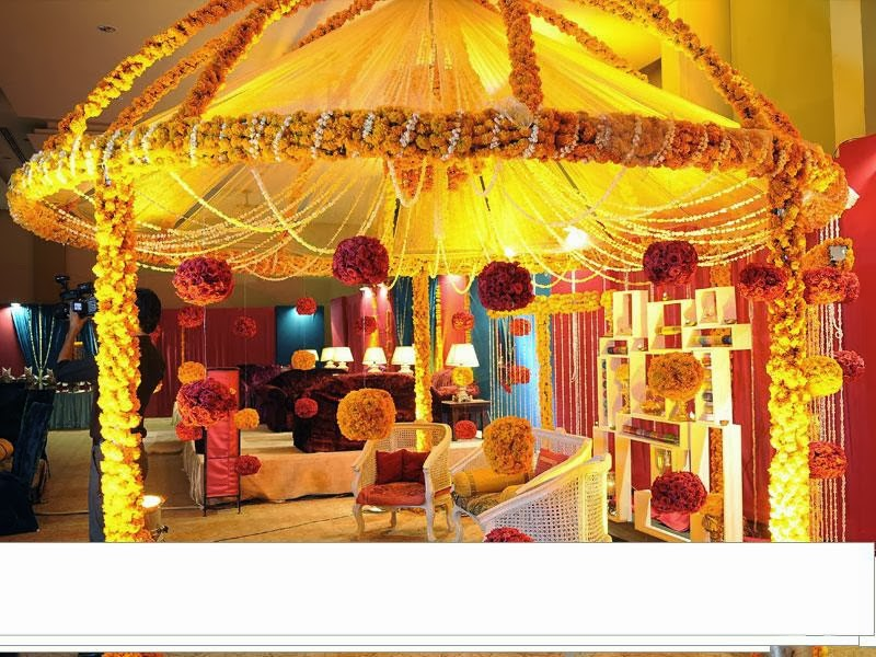 Islamabad Wedding And Mehndi Decorations Company ABS Events Management