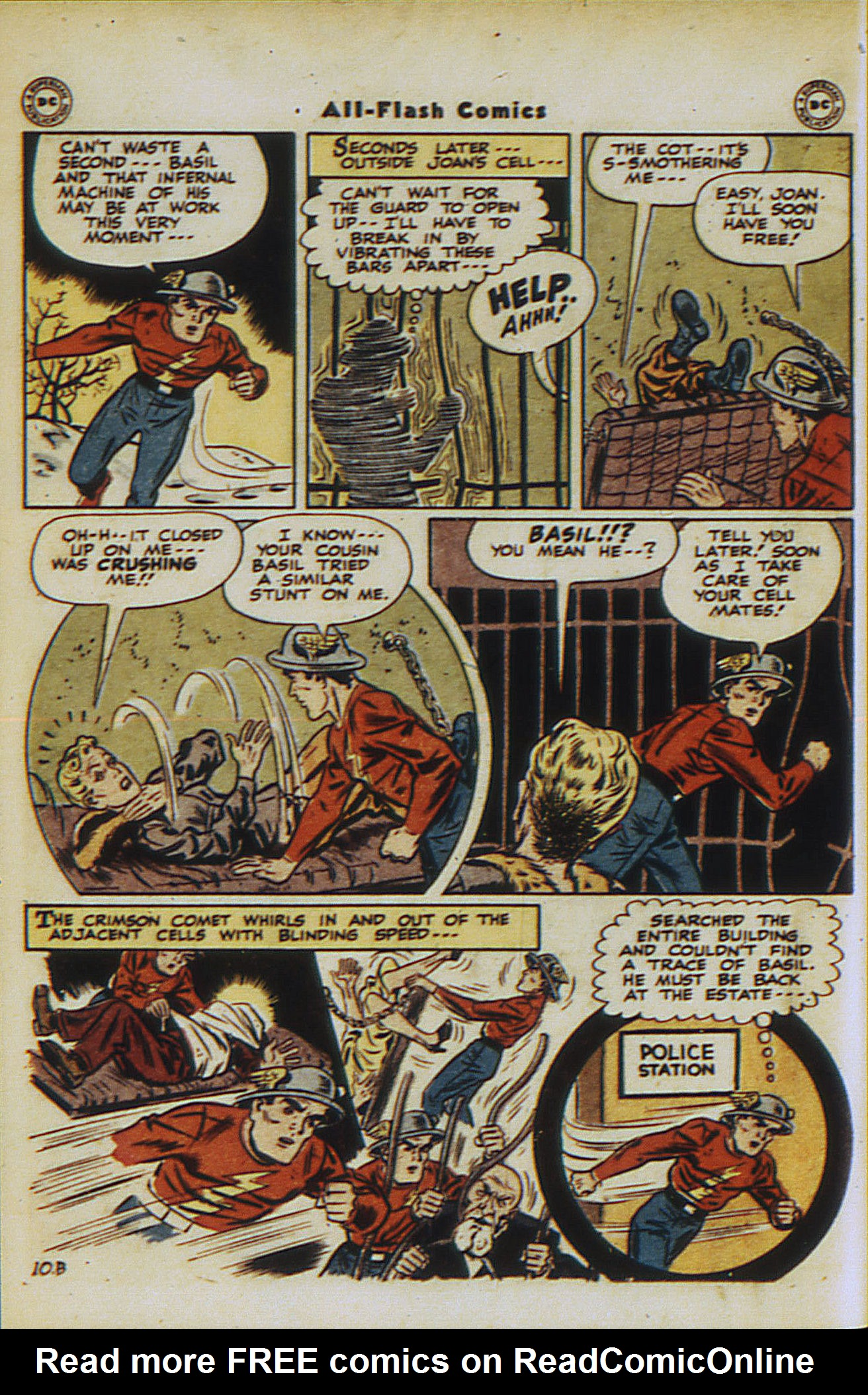 Read online All-Flash comic -  Issue #30 - 26