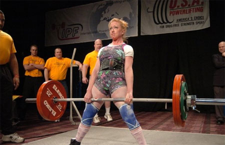 Rock Hard Fitness Workouts Amazing Girl Power Builder