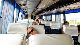 Bus from Bangkok to Siem Reap