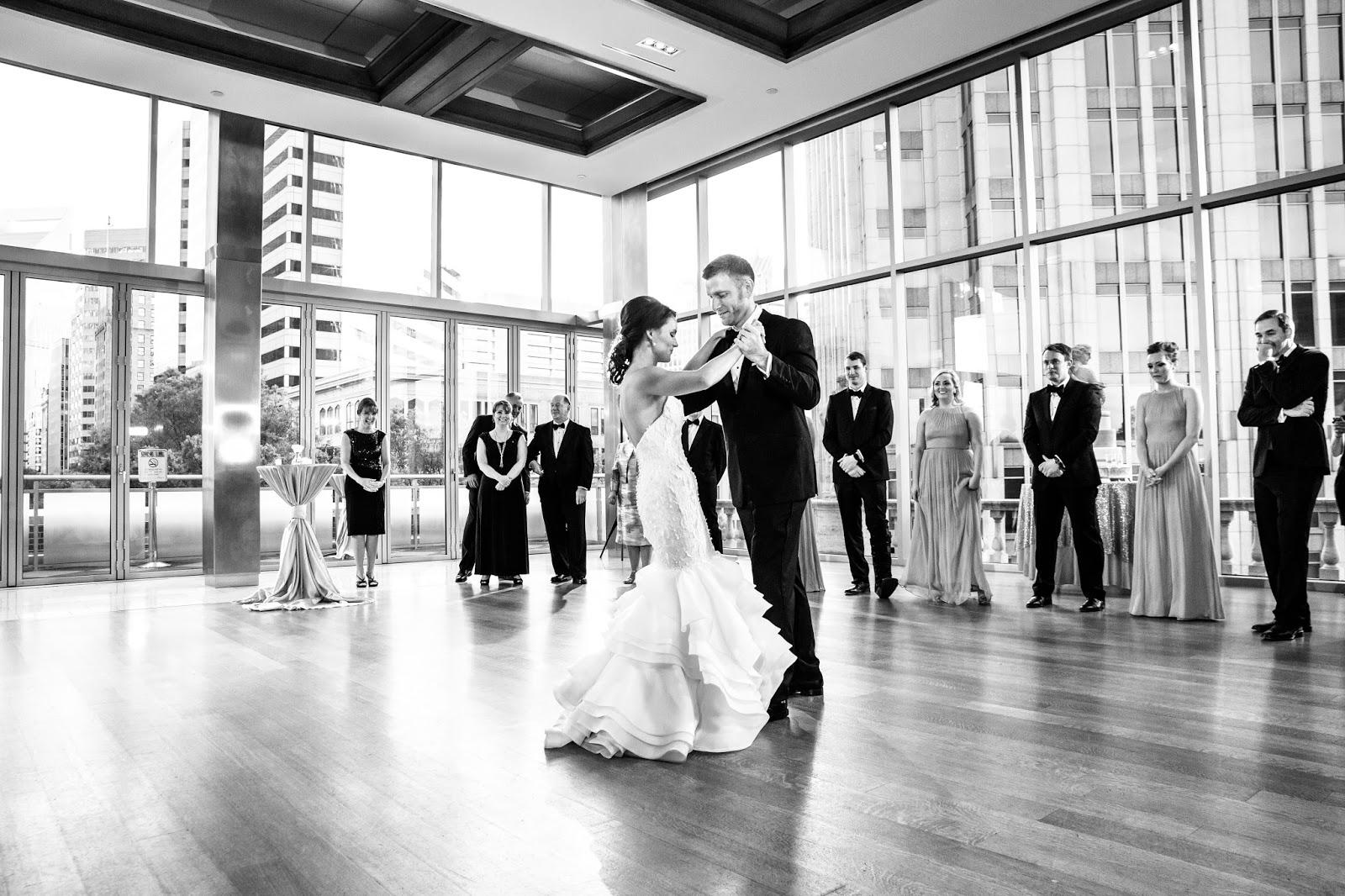 first dance charlotte wedding