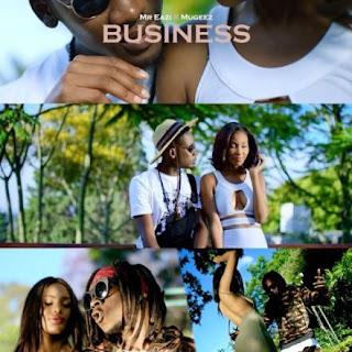 Mr Eazi - Business Ft. Mugeez