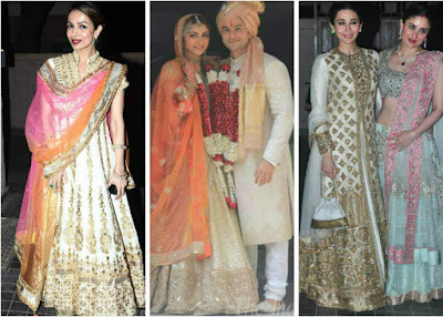 personalities in Soha Ali Khan Khemu wedding