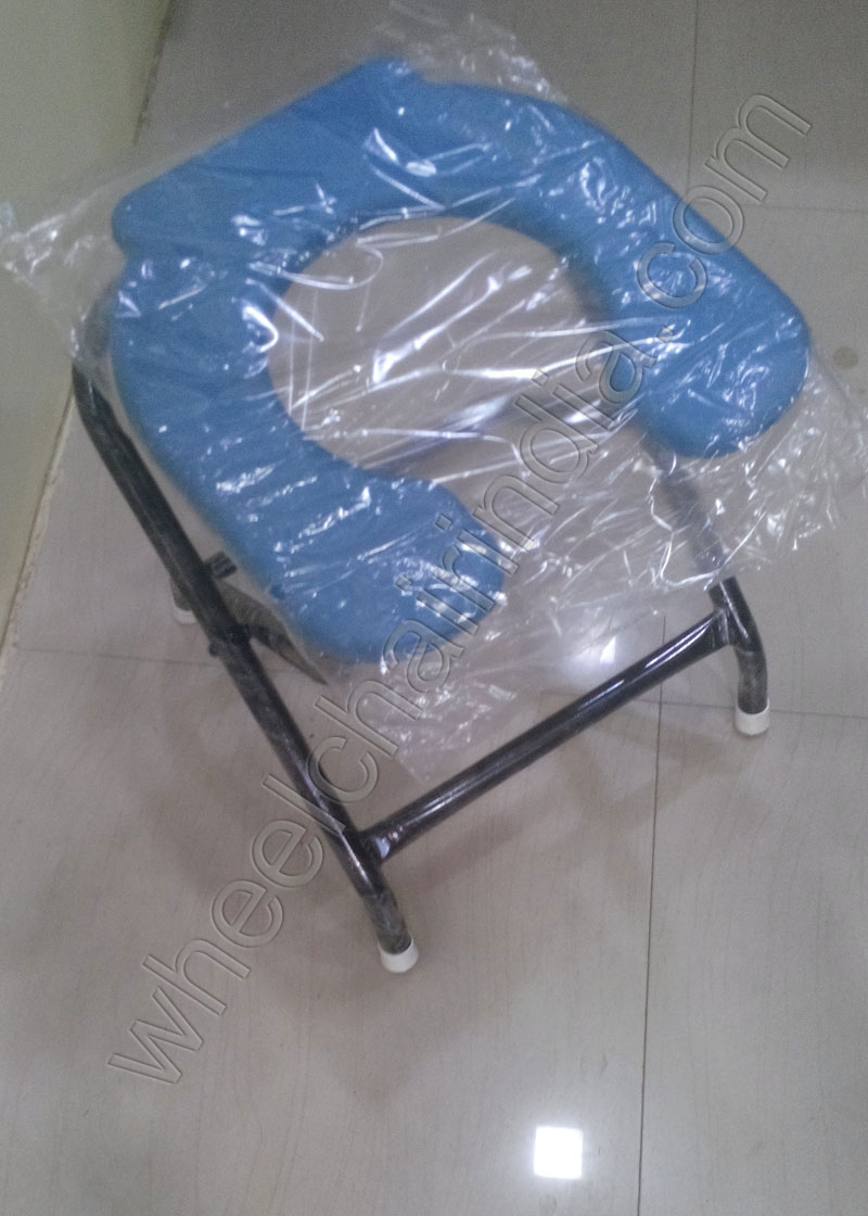 Indian Commode Portable Toilet for Elderly People | Wheelchair India ...