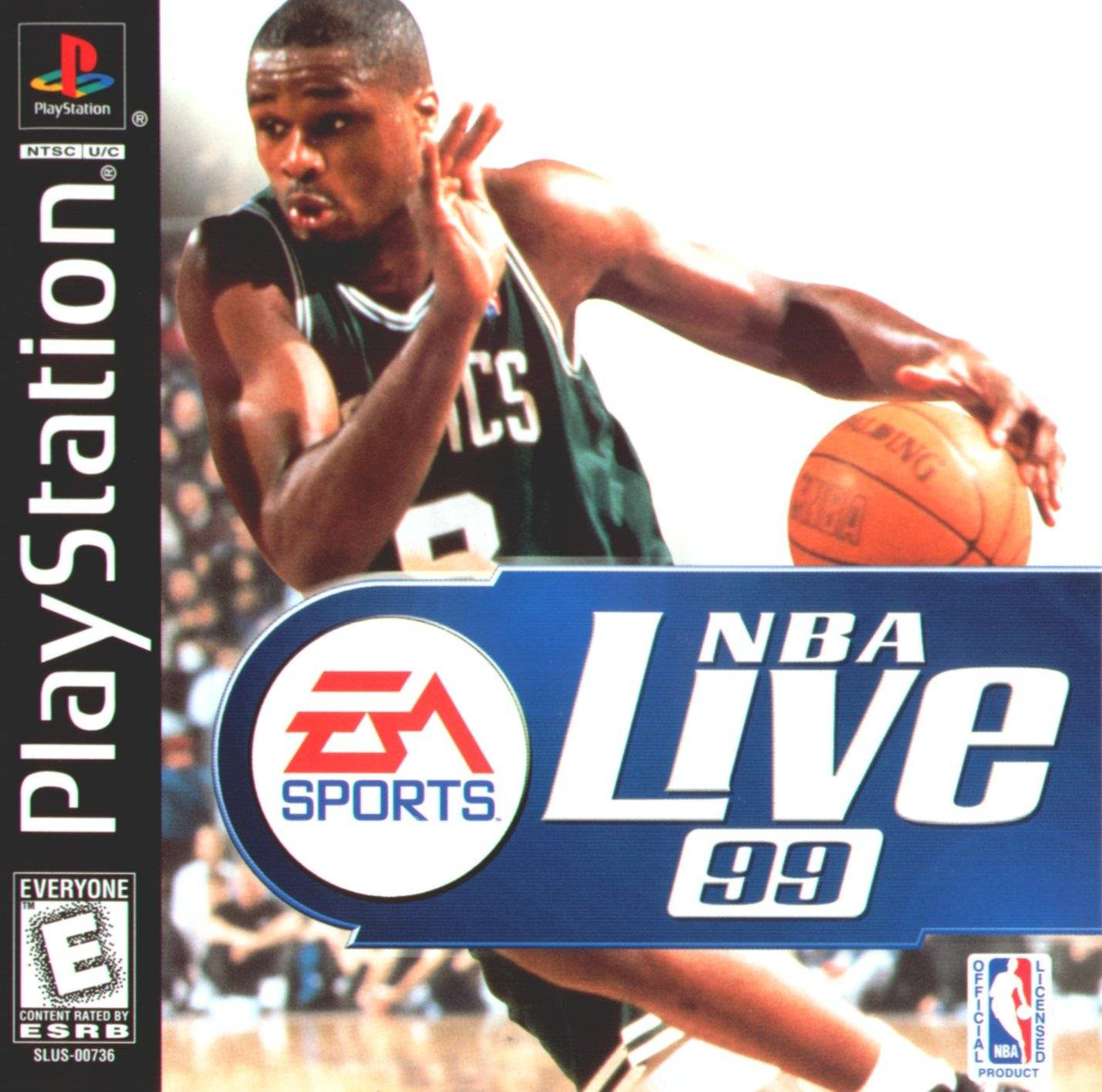 NBA Live 99 - PS1 - ISOs Download
